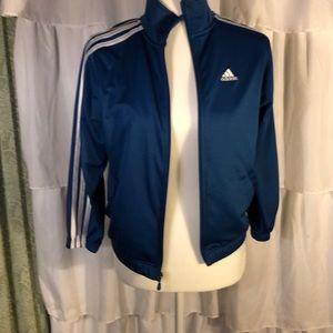 Adidas climalite jacket, juniors size small